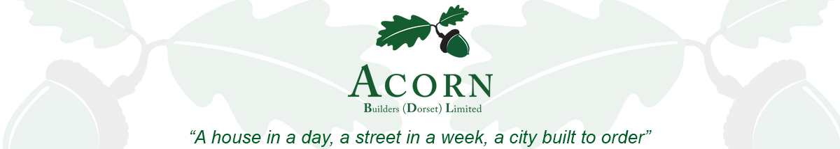 Acorn Builders Dorset Ltd